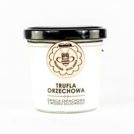 TRUFLA ORZECHOWA świeca z wosku sojowego