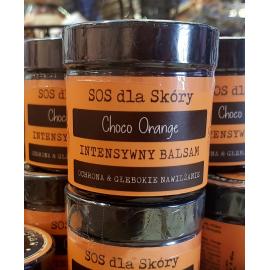 SOS DLA SKÓRY CHOCO ORANGE
