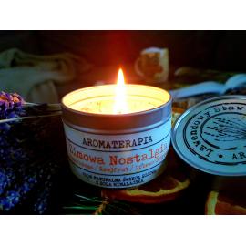 Naturalna świeca sojowa Zimowa nostalgia